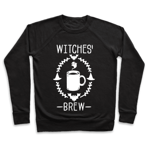Witches' Brew Coffee Pullover