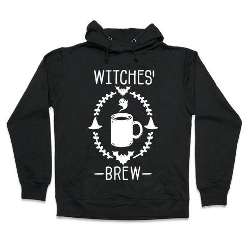 Witches' Brew Coffee Hooded Sweatshirt
