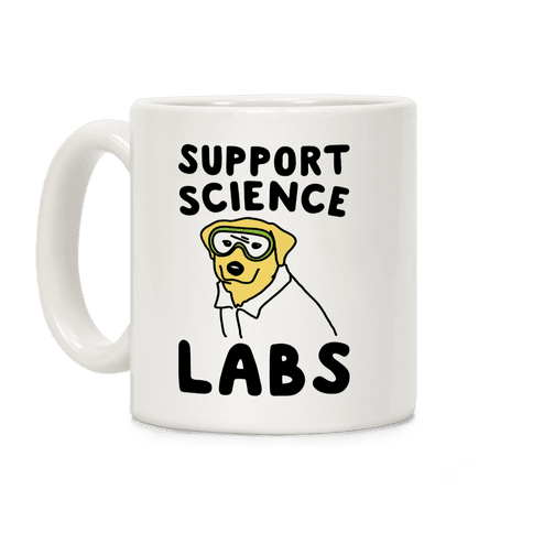 Support Science Labs Coffee Mug