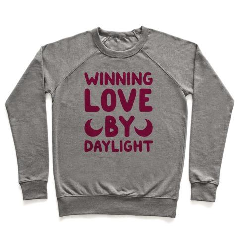 Winning Love By Daylight Pullover