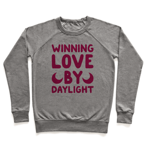 Winning Love By Daylight Pullover