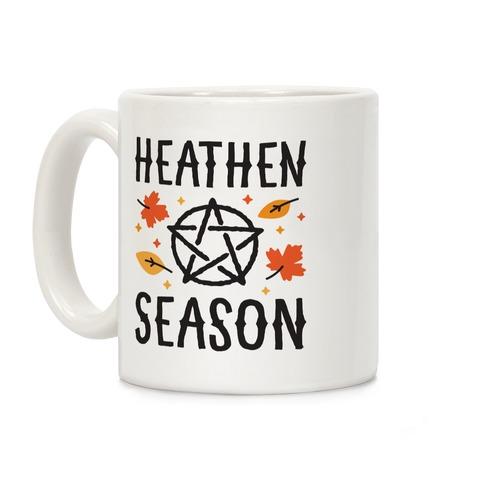 Heathen Season Coffee Mug
