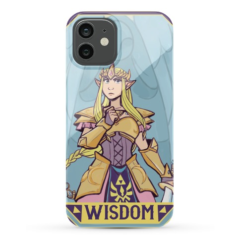 Wisdom - Zelda Phone Case