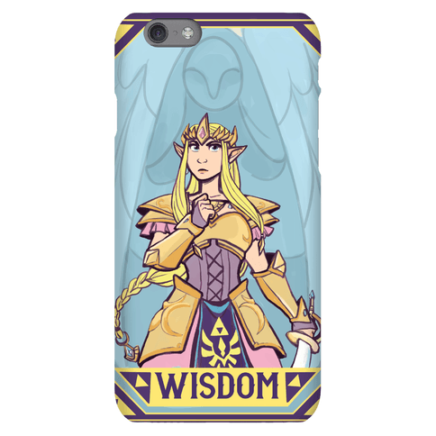 Wisdom - Zelda Phone Case