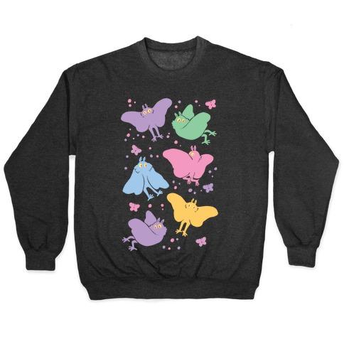 Cute Pastel Mothman Pullover