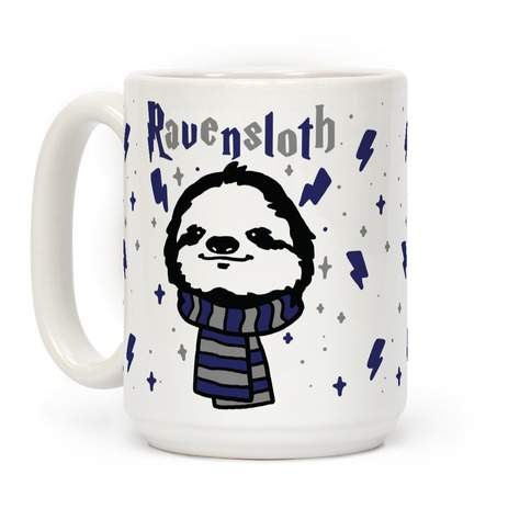 Ravensloth Coffee Mug