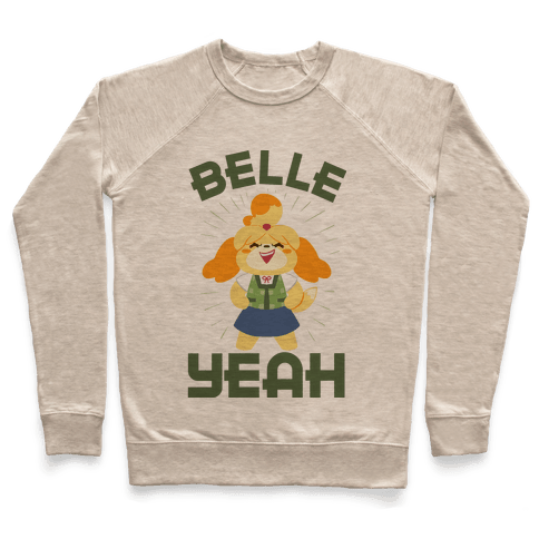 BELLE YEAH! Pullover