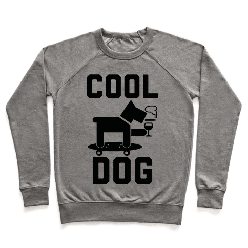 Cool Dog Pullover