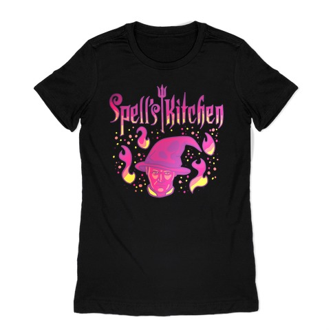 Spells Kitchen Womens T-Shirt