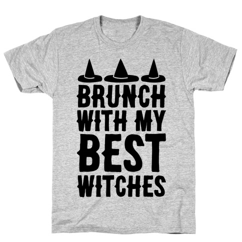Brunch With My Best Witches T-Shirt