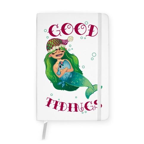 Good Tidings Notebook
