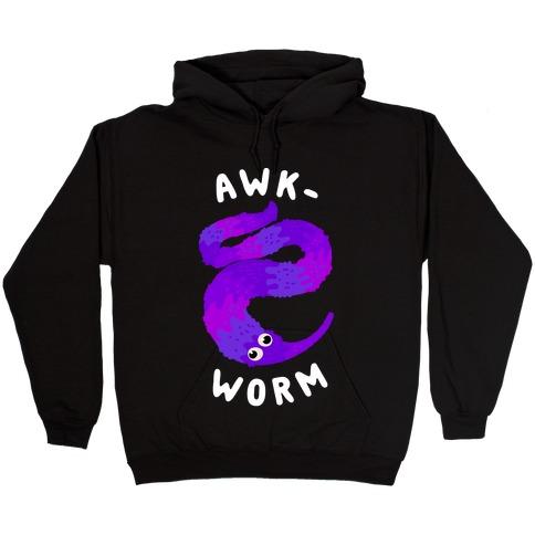 Awkworm Hooded Sweatshirt