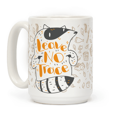 Leave No Trace Coffee Mug