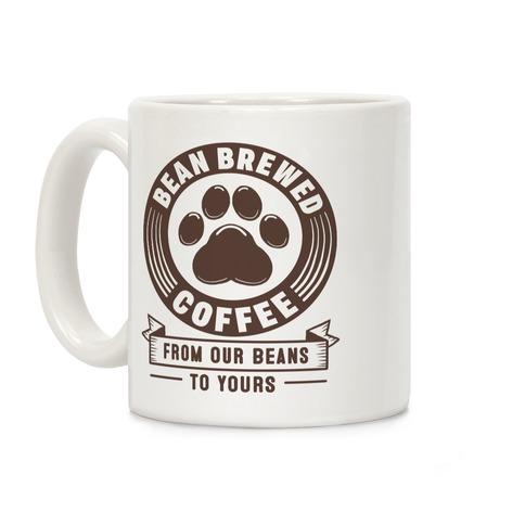 Bean Brewed Coffee Coffee Mug