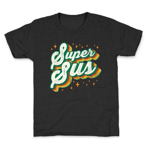 Super Sus Kids T-Shirt