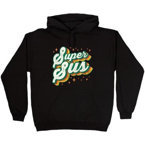 Super Sus Hooded Sweatshirt