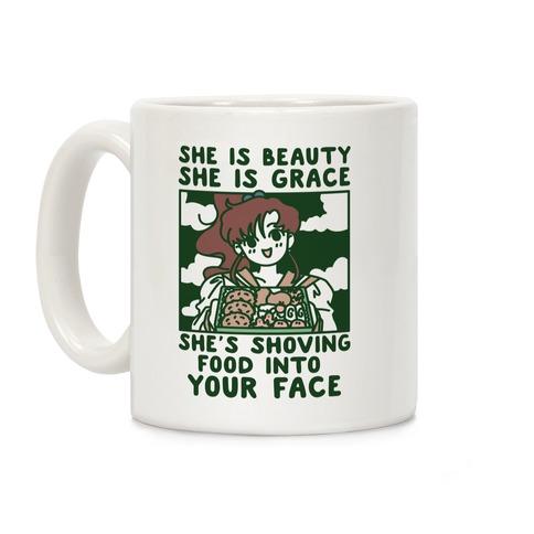 She Is Beauty Makoto Coffee Mug