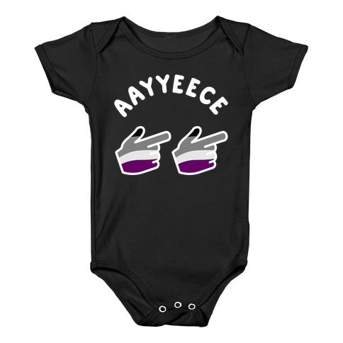 Aayyeece Baby Onesy