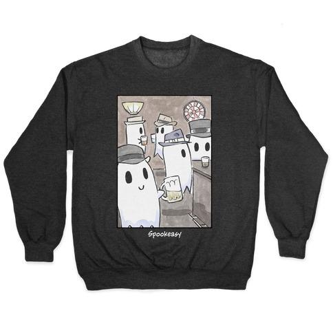 Spookeasy Pullover