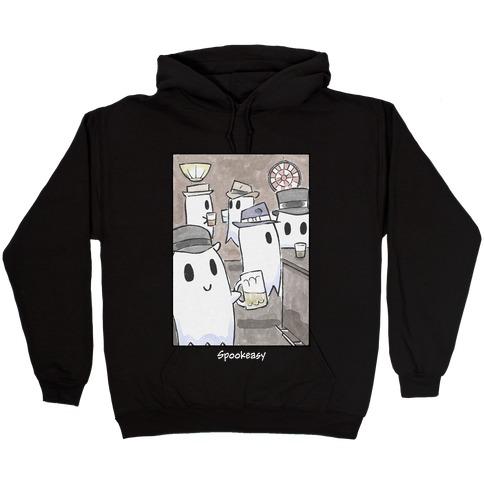 Spookeasy Hooded Sweatshirt