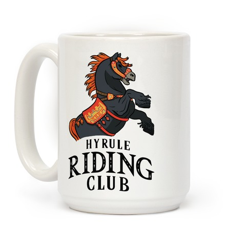 Hyrule Riding Club Coffee Mug