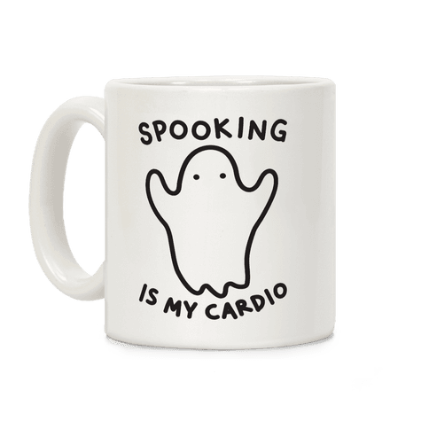 Spooking Is My Cardio Coffee Mug