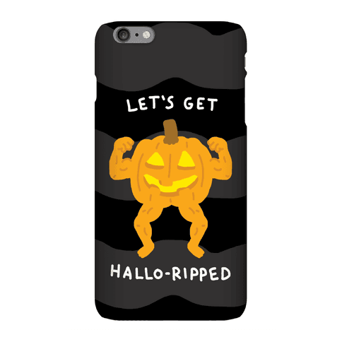 Let's Get Hallo-Ripped
