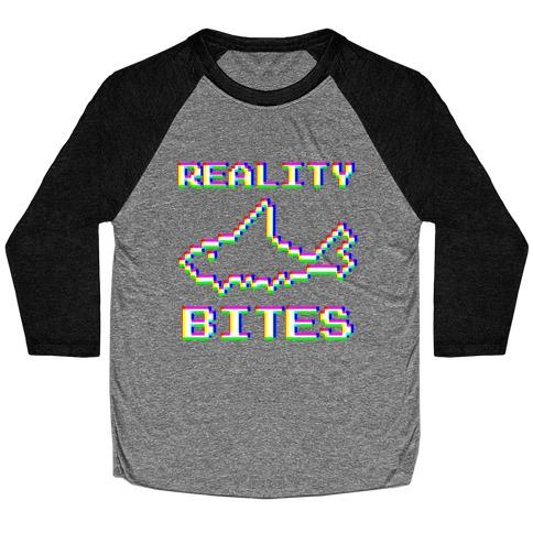 Reality Bites Baseball Tee