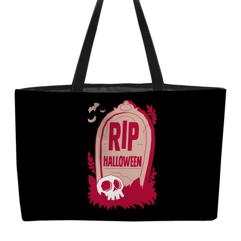RIP Halloween Weekender Tote