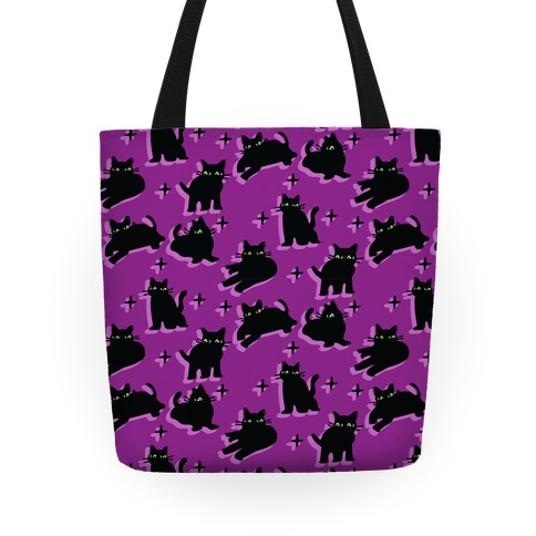 Void Cats Pattern Tote