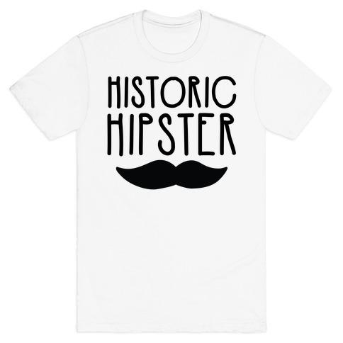 Historic Hipster T-Shirt