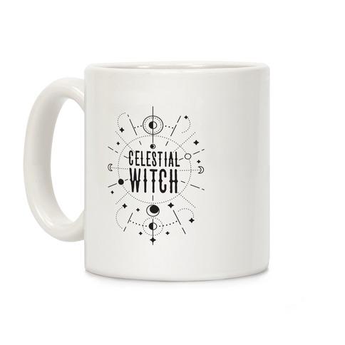 Celestial Witch Coffee Mug