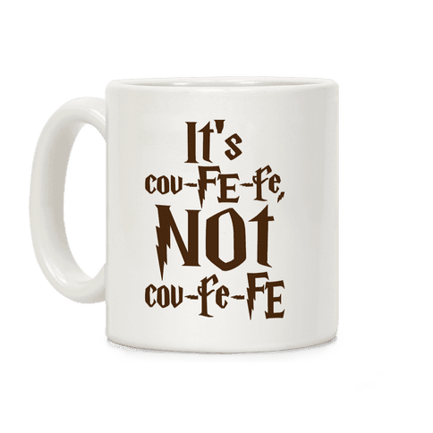 It's Covfefe Not Covfefe Parody Coffee Mug