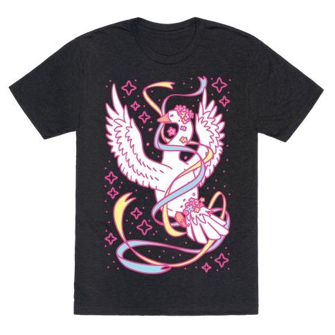 Magical Girl Goose T-Shirt