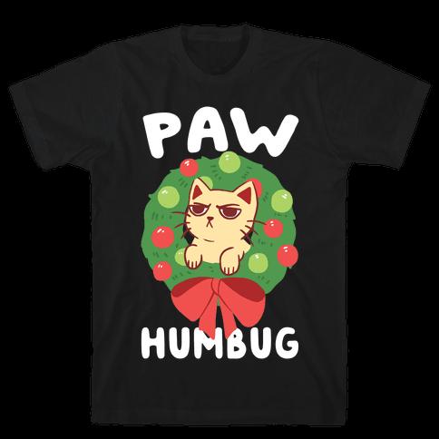 Paw Humbug  Mens T-Shirt