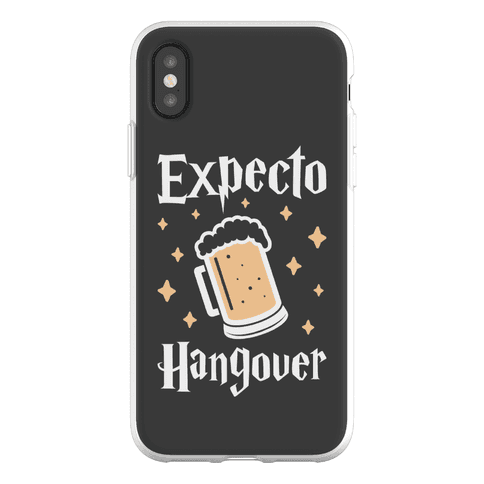 Expecto Hangover (Beer) Phone Flexi-Case