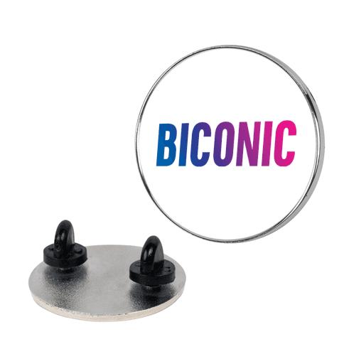 Biconic Pin
