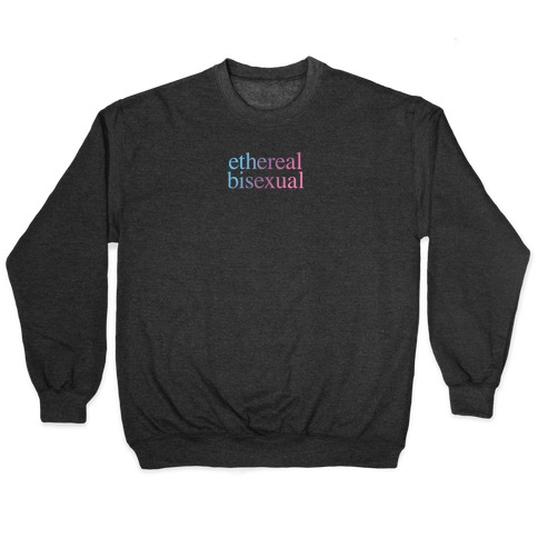 Ethereal Bisexual Pullover