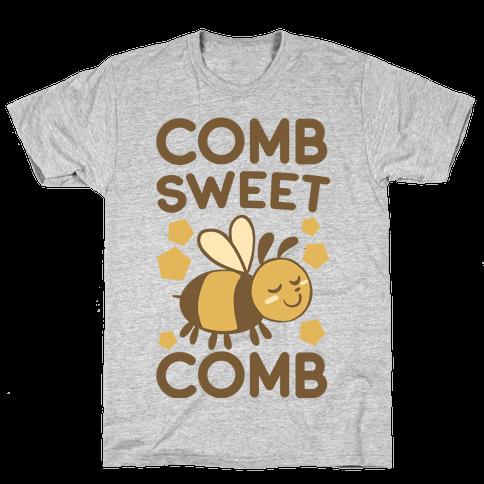 Comb Sweet Comb Mens T-Shirt