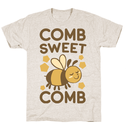 Comb Sweet Comb Mens T-Shirt