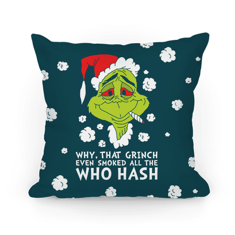 Who Hash Pillow