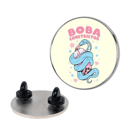 Boba Constrictor Pin