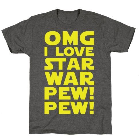 OMG Star War T-Shirt