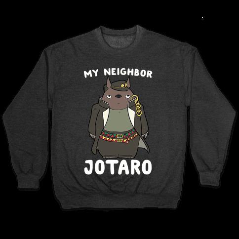 My Neighbor Jotaro Pullover