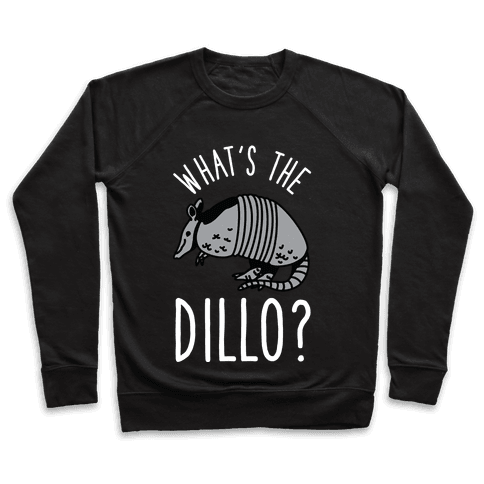 What's the Dillo? Pullover