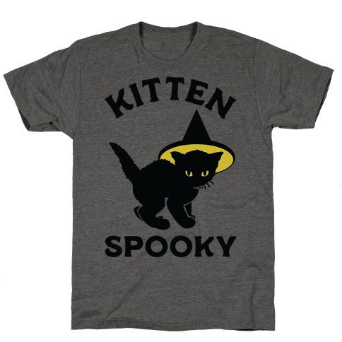 Kitten Spooky T-Shirt