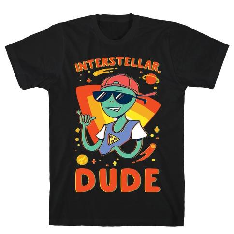 Interstellar, Dude T-Shirt