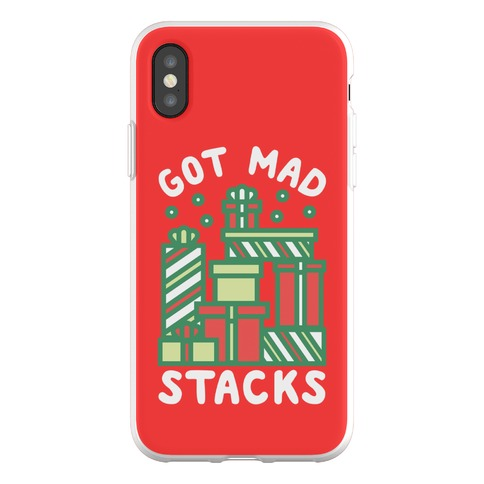 Got Mad Stacks Phone Flexi-Case