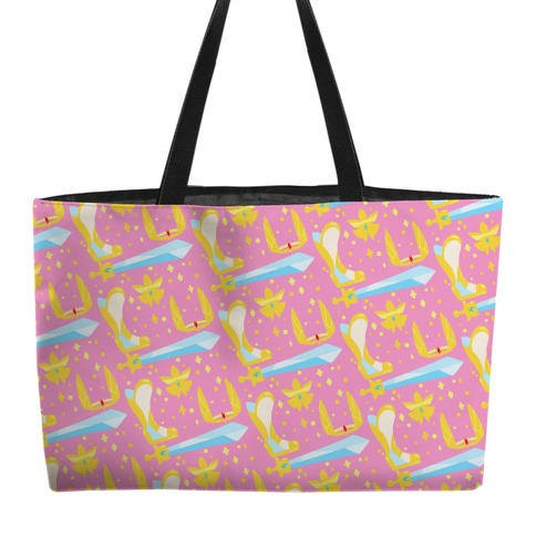 It's Dangerous To Go Alone Take These She-Ra Parody Weekender Tote