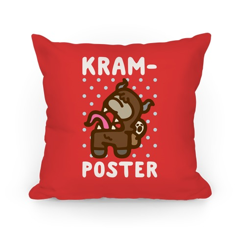 Kram-Poster Parody Pillow